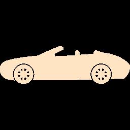فورد موستانگ مدل 1987
